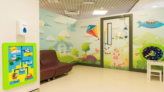 Dublin Airport Introduces New Dedicated Baby Feeding Rooms