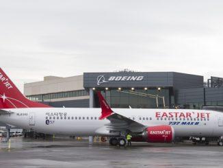 Eastar Jet 737 MAX 8