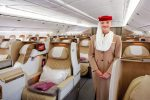 Emirates unveils new Business Class seats on its Boeing 777 aircraft