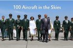 Ethiopian Airlines is first in Africa with 100 aircraft in active service