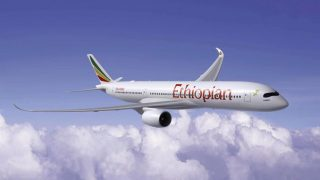 Ethiopian Airlines takes delivery of its first A350 XWB