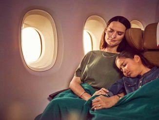 Etihad Airways Economy Space