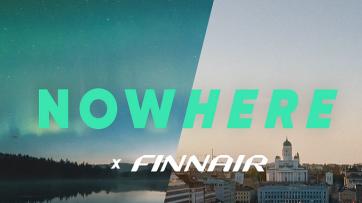 Finnair Now Here