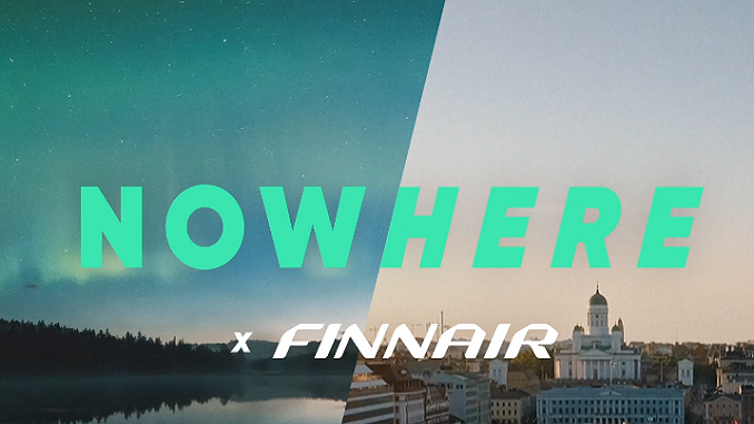 Finnair Now Here