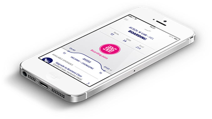 Finnair's mobile application wins coveted Red Dot Award