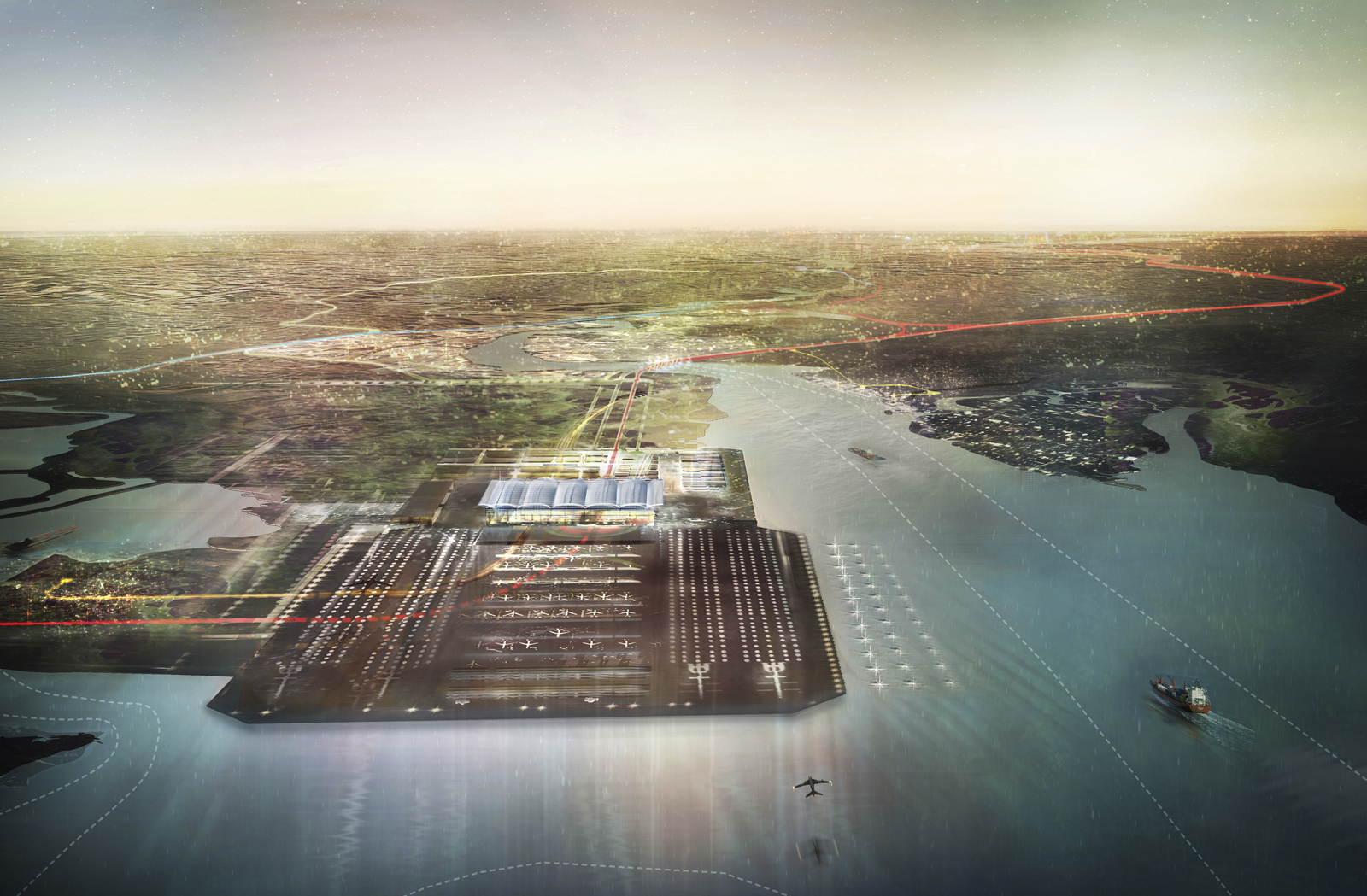 Norman Foster hits out at Heathrow expansion