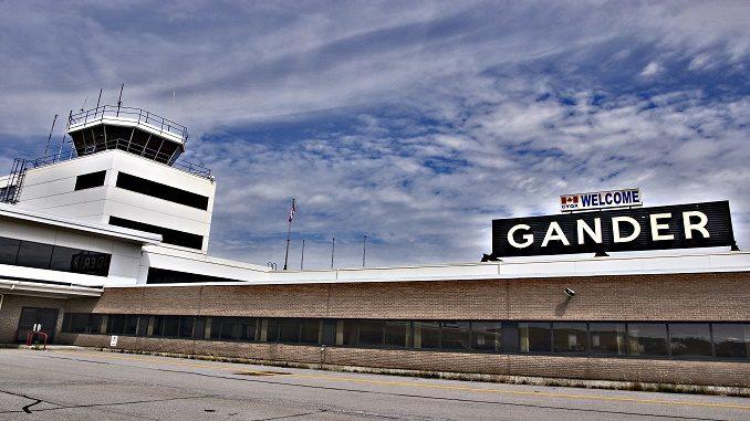 Gander exterior