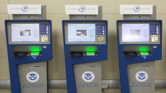Sacramento adds Global Entry kiosks