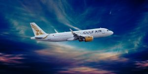 Gulf Air receives its first Airbus A320neo