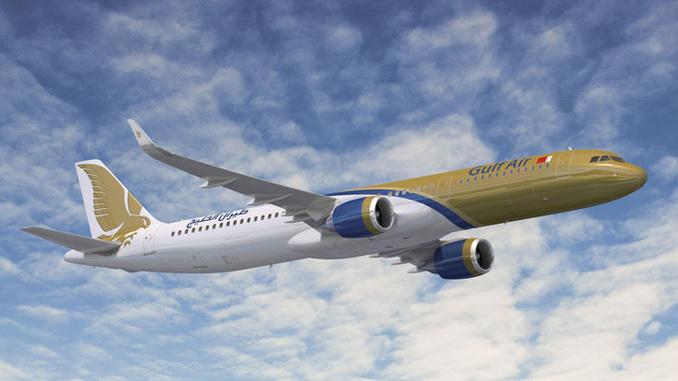 Gulf Air selects Thales AVANT IFE system for new fleet