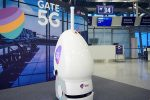 Helsinki Airport trials 5G robot
