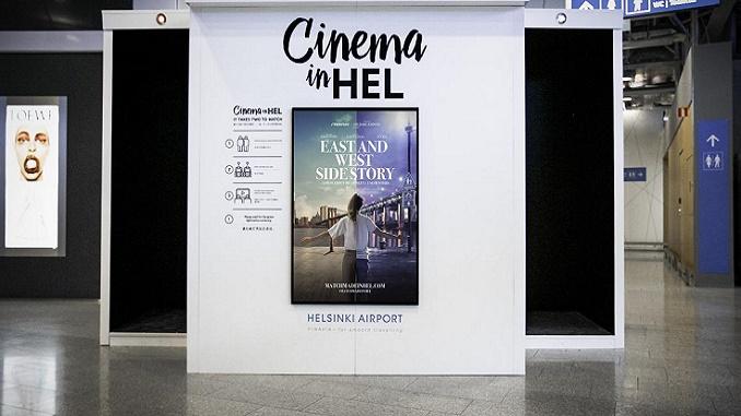 Helsinki Airport Cinema in HEL