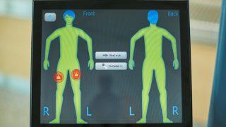 Helsinki Airport trials new body scanner
