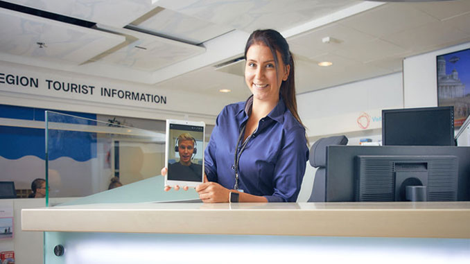 Finnish airports trial interpreters on tablets
