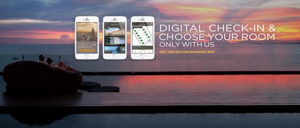 Hilton launches Digital Key for HHonors members
