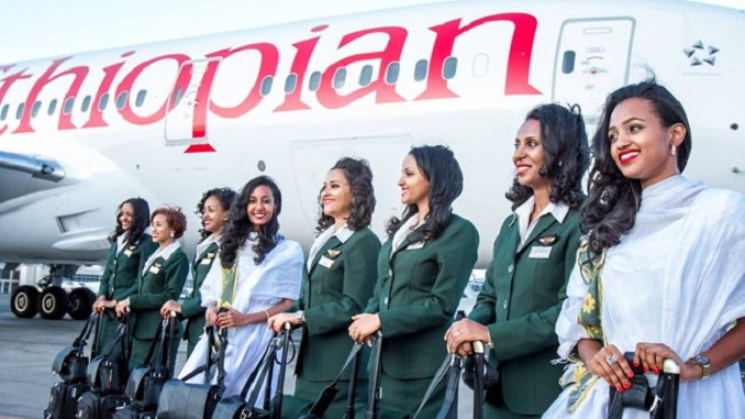 International Women's Day - Ethiopian Airlines