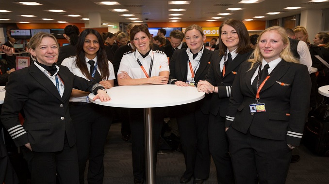 International Women's Day - easyJet