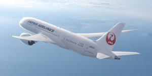 Japan Airlines selects Spafax as new IFE partner