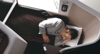 JAL to upgrade Business Class Seat on International Boeing 777-200ER