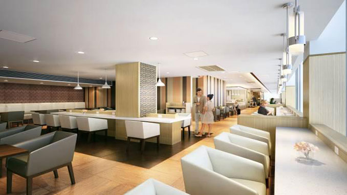 JAL to open upgraded Sakura Lounge at Bangkok