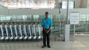 Jakarta's Soekarno-Hatta porter service is now free