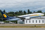 Jet Airways gets its first Boeing 737 MAX