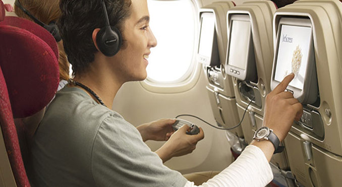 Jet Airways to introduce in-flight wireless streaming