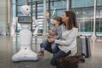 Munich Airport and Lufthansa testing Josie Pepper the information robot