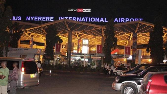 Julius Nyerere Airport