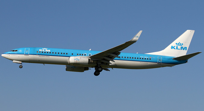 KLM trials IFE on European routes