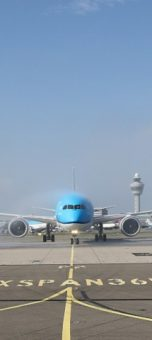 KLM operates its first Boeing 787-10 Dreamliner flight
