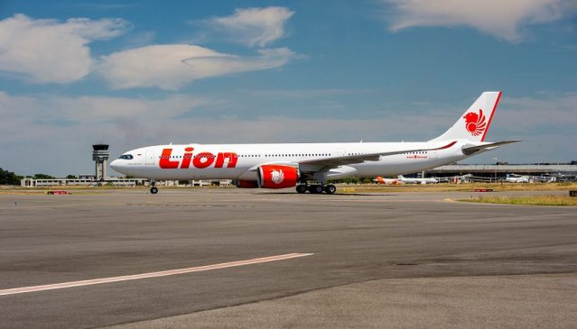 Lion Air first A330neo