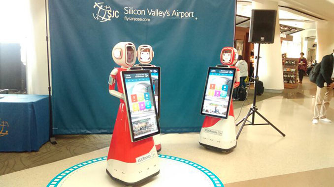 San Jose's new robot customer service agents