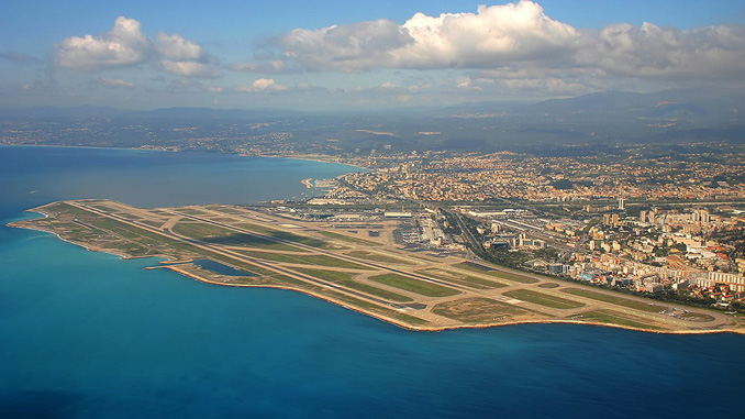 Nice Côte d'Azur Airport is using beacon technology