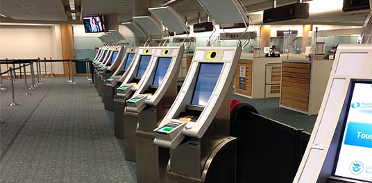 Orlando International adds facial recognition to its automated passport control (APC) kiosks