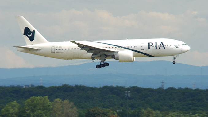 Pakistan International Airlines introduces online check-in