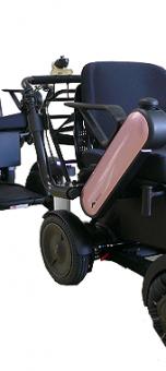ANA and Panasonic test self-driving wheelchairs at Narita