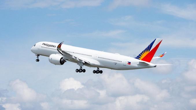Philippines Airbus A350