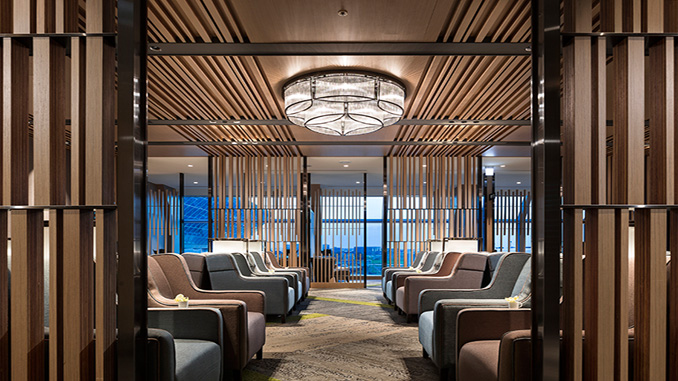Plaza Premium Lounge opens at Taipei's Taoyuan Airport