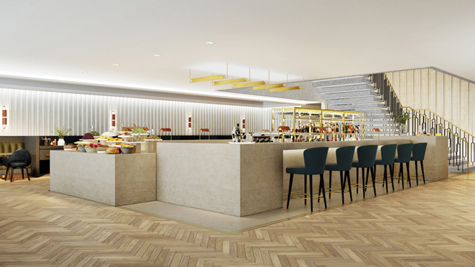 Qantas to build new Heathrow lounge