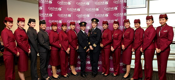 Qatar Airways IWD 2019
