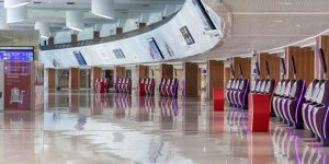 Royal Air Maroc opens opens self bag drop at Casablanca