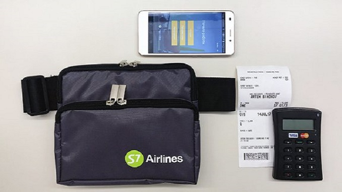 S7 Airlines roaming check-in