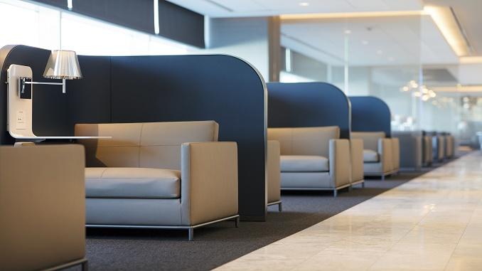 SFO United Polaris Lounge