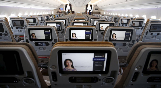 Singapore Airlines selects Panasonic for IFEC on 787-10 and A350-900 ULR