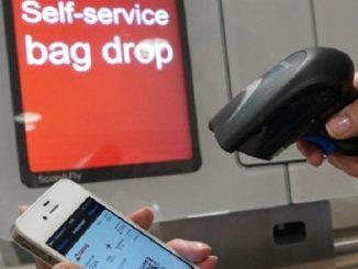SITA self-service bag drop