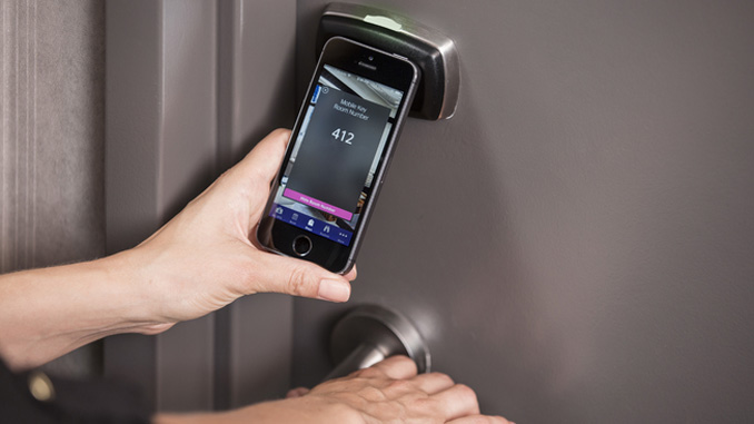Unlock more Starwood hotels with your mobile