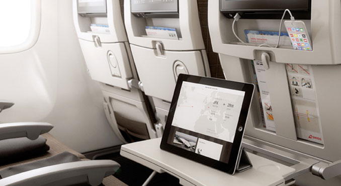 SWISS to offer inflight internet and phoning on new 777-300s
