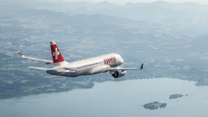 SWISS to introduce new Buy on Board meal options