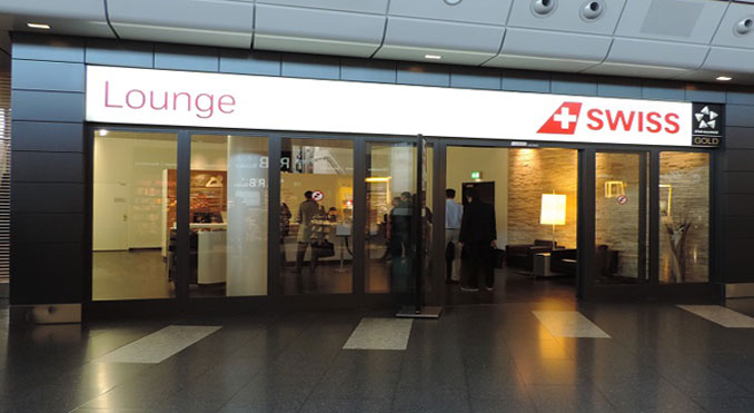 SWISS opens three new lounges at Zurich